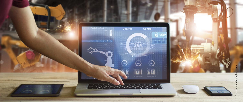 Digitalisierte und vernetzte Industrie soll sich im newPark ansiedeln.
