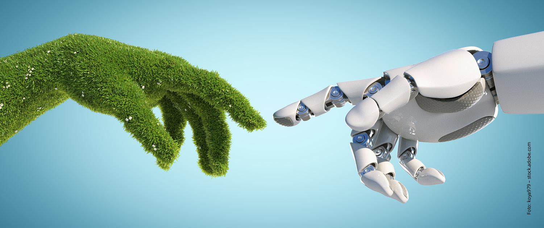 Industrie und Umwelt verbinden.
