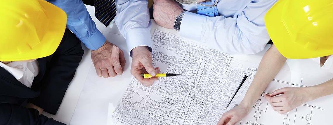 Planen und realisieren: Der newPark bietet Raum für Forschung, Entwicklung und Dienstleistungen.